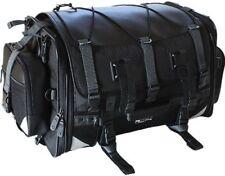 TANAX Camping seat bag 2 MOTOFIZZ Black MFK - 102 (variable capacity 59 - 75 l)