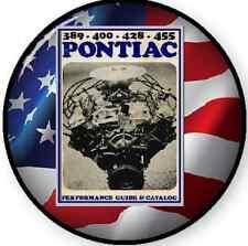Baldwin Motion Pontiac GTO FIREBIRD 389 400 428 455 Performance Engine ON CD