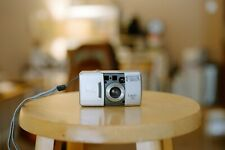 Konica Lexio 70 35mm Point & Shoot Film Camera (Pristine)