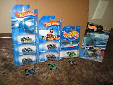 Hot Wheels Lot of 10 Go Kart Variation 98 First Editions Nascar Woody Woodpecker