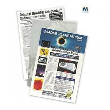 Baader Filtro solare AstroSolar Photo/Visual per macchie solari, eclissi