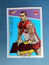 2017 Select Footy Stars AFL A-Graders AG46 - Lance Franklin (Syd)