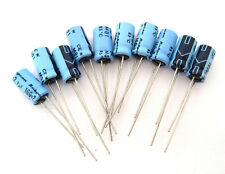 Rubycon 2.2uF 160V Radial Lead Electrolytic Capacitors: Small Size: 10/Lot