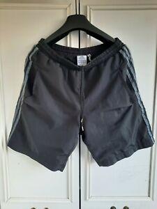 Men's Adidas Shorts, Black, Medium Size