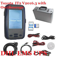 V2017.1 New Toyota Intelligent Tester2 IT2 for Toyota Suzuki with Oscilloscope