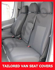 VW Crafter Tailored van seat covers  Volkswagen Crafter  2 + 1