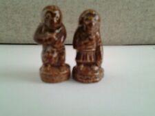 "Red Rose Tea ""Wade"" Mr. & Mrs. Monkey Figurine"
