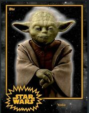 Topps Star Wars Card Trader May The 4th Yoda Variant Digital Insert