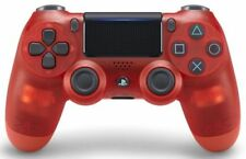 Sony Playstation 4 PS4 Controller Wireless Dualshock 4 V2 Red Crystal