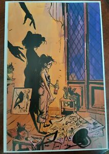 The Me You Love in the Dark #1 (Eryk Donovan TFAW Variant) Image Comics LE 500