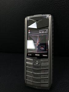 Original Brand Vertu Ascent X Titanium Cellular Phone (Unlocked), Luxury