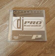 DVD PRO KARAOKE