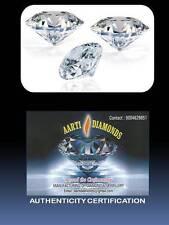 3 diamanti taglio brillante 0,18 ct con CERTIFICATO