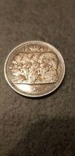 1 pièce de 100fr belge en argent de 1948 version française