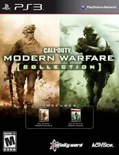 Call of Duty: Modern Warfare Collection USED SEALED (Sony PlayStation 3, 2010)