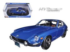 MAISTO 1:18 SPECIAL EDITION 1971 DATSUN 240Z DIE-CAST BLUE