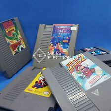 NES Games *Pick And Choose* All Tested Guaranteed Working !Authentic!