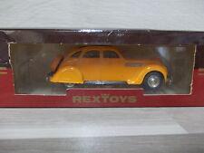 Rex Toys 1/43 - Chrysler Airflow 1935 Touring sedan