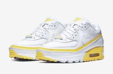 Undefeated x Nike Air Max 90 White Optic Yellow Sz 13 RARE 97 Black Jordan