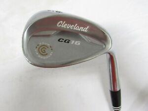 Used RH Cleveland CG16 Single 46* Wedge - Stiff Flex Steel