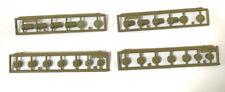 heng long tank 1/16 King Tiger accessory decal parts Road Wheels Covers  UK