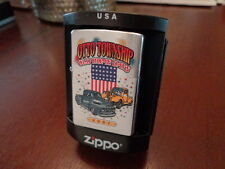 OTTO CAR VINTAGE SHOW TRUCKS 2007 LIMITED EDITION 080/100 ZIPPO LIGHTER MINT