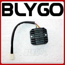 12V 4 Wire Voltage Rectifier Regulator 150cc 250cc PIT Quad Dirt Bike ATV Buggy