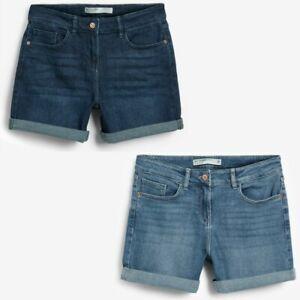 Ladies Next Boy Shorts Blue Sizes 6 - 20 NEXT DAY OPTION