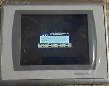 Allen Bradley Panel View Plus 7 2711P-T7C22D9P Hmi Operator Interface Panel