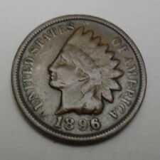 1896 P Indian Head Cent Penny *AG OR BETTER*  **FREE SHIPPING**