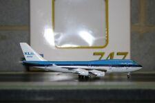 Aeroclassics 1:400 KLM Asia Boeing 747-400 PH-BFH (ACPHBFH) Die-Cast Model Plane