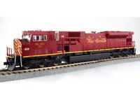 Kato 37-6391 HO EMD SD90/43MAC San Luis & Rio Grande #116 DCC Ready Locomotive