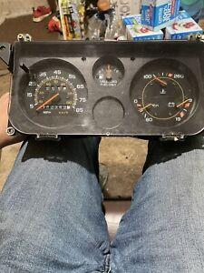 ✅ 1993-1995 Chevrolet GMC G10 G20 Van Instrument Speedometer Gauge Cluster