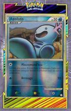 Axoloto Reverse-HS01:HeartGold SoulSilver-88/123-Carte Pokemon Neuve Française