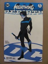 Nightwing Rebirth #1 DC Comics 2016 One Shot Variant 9.6 Near Mint+