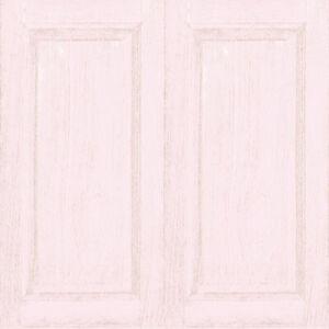 5408 - Little Explorers Wooden Dado Panels Pink Galerie Wallpaper
