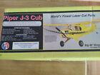 """Sig J-3 Cub 48"""" span Kit K-505 R/C Balsa Kit nib"""