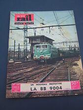vie du rail 1954 459 DONZèRE MORNAS CELLES SUR BELLE CARENNAC SAINT DENIS MARTEL