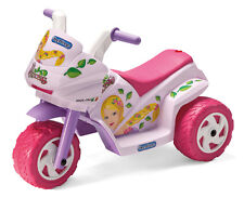 Mini Princess 6v Elecric Ride On Bike By Peg Perego