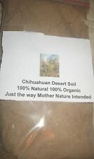 16 Lb Chihuahuan Desert Earth Cactus Succulent Potting Soil 100% Natural Organic