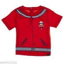Paul Frank  Team Julius T-Shirt Baby Boy's Size 18M NWT