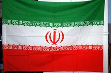 Bandiera Iran 100x150ca. pongè