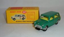 Atlas / Dinky Toys No. 197, Morris Mini-Traveller, - Superb Mint.