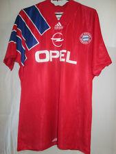 "Bayern Munich 1991-1993 Home Football Shirt Signed by Unknown Size 40""-42"" 16096"