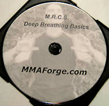 Internal Martial Arts Core Work Out Deep Breathing Instructional Dvd Video