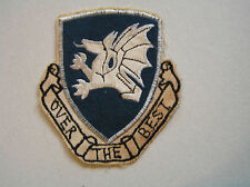 37.   15th Aviation Company shoulder sleeve patch.