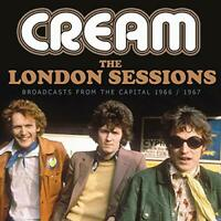 CREAM - THE LONDON SESSIONS [CD]