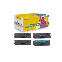(BKCMY) Compatible TN331BK C M Y Toner Cartridge for Brother MFC-L8600CDW