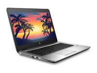 HP EliteBook 840 G3 Notebook 256GB Solid State Drive 8GB Memory Win 10 i5 Laptop