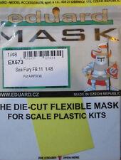 Eduard 1/48 EX573 Canopy Masque pour les Airfix Sea Fury FB.11 Kit